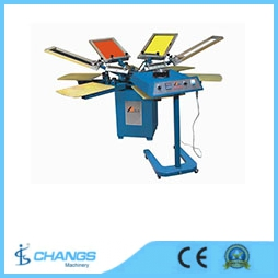 SPM Series Manual Textile Screen Printing Machine
