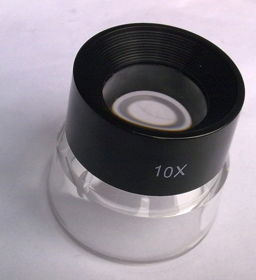 TH-9000 Drum Type Magnifier Glass