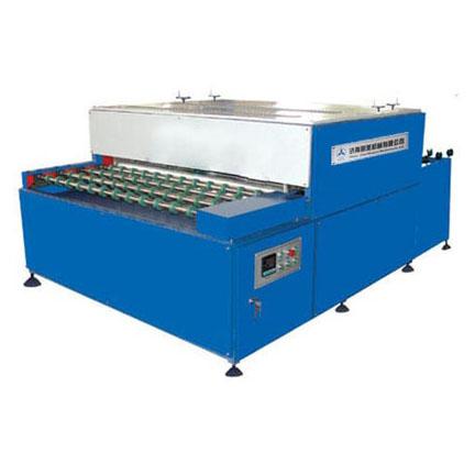 Horizontal Glass Hot Press Machine
