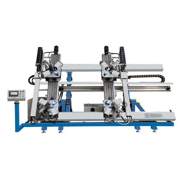 CNC Four-head Corner Combining Machine
