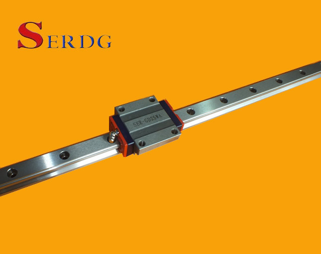 linear guide rail SER-GD25WA
