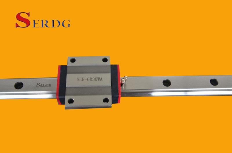 linear guide rail SER-GD30WA