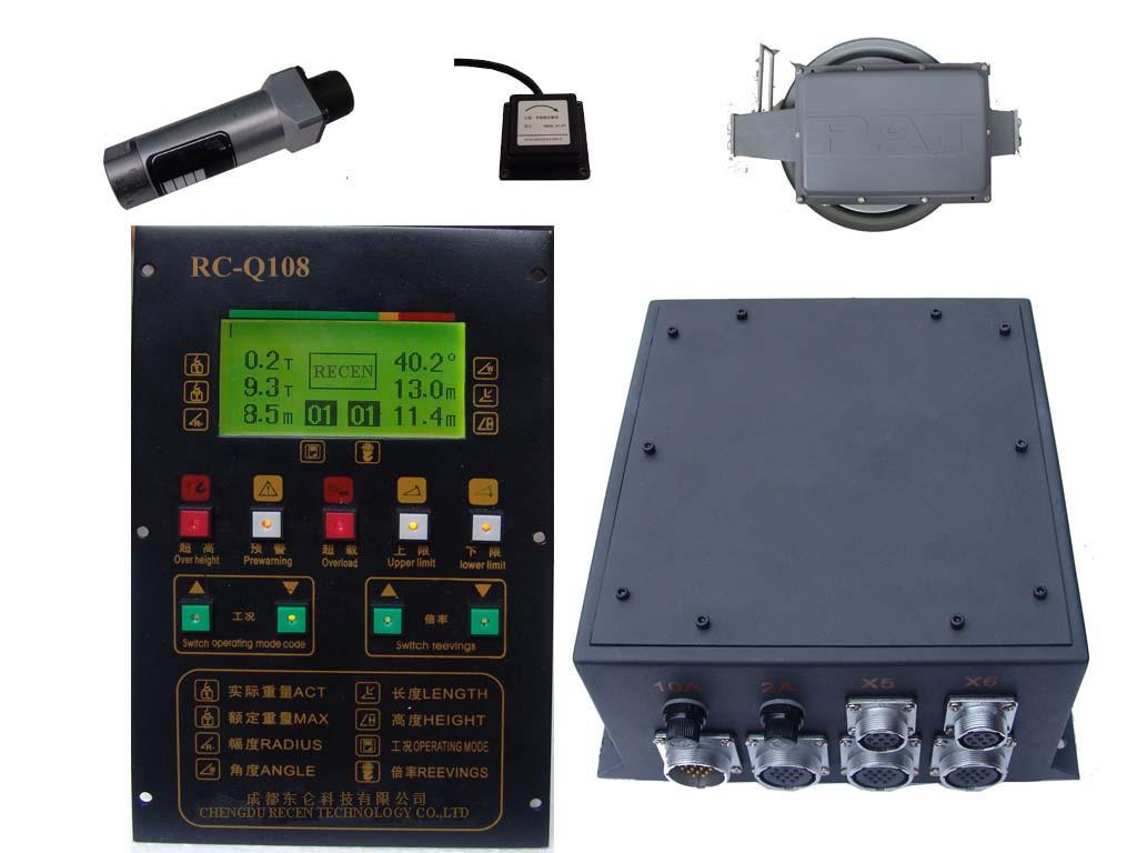 RC-Q108 Load Moment Indicator (LMI)