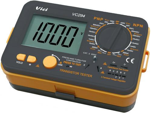 VC294  Transistor Tester