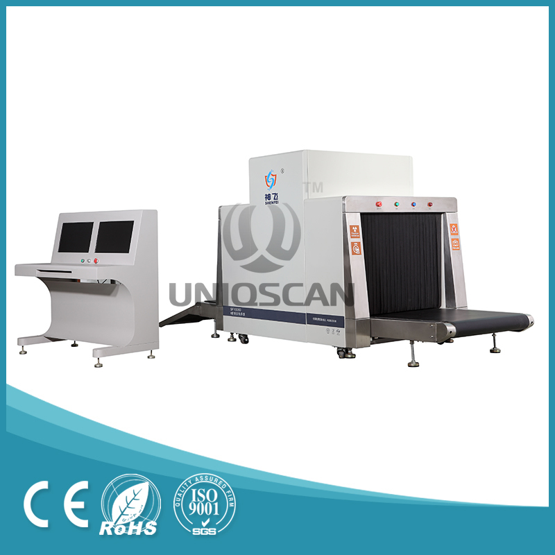 X-Ray Baggage Inspection Scanner SF10080
