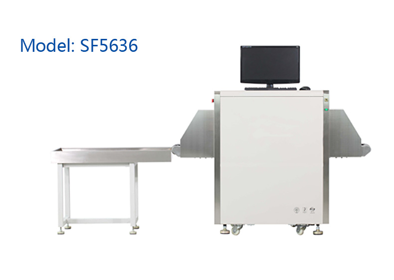 X-Ray Baggage Inspection Scanner SF5636