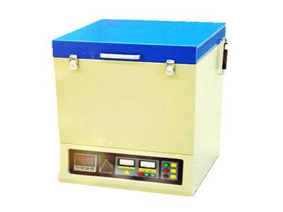 1200C crucible furnace top loading furnace