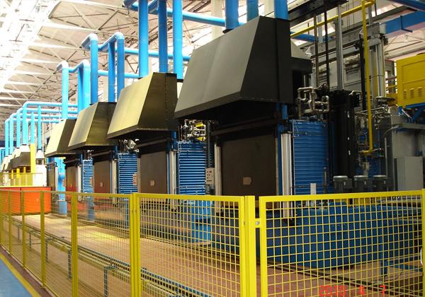 Multi-purpose chamber furnace unit