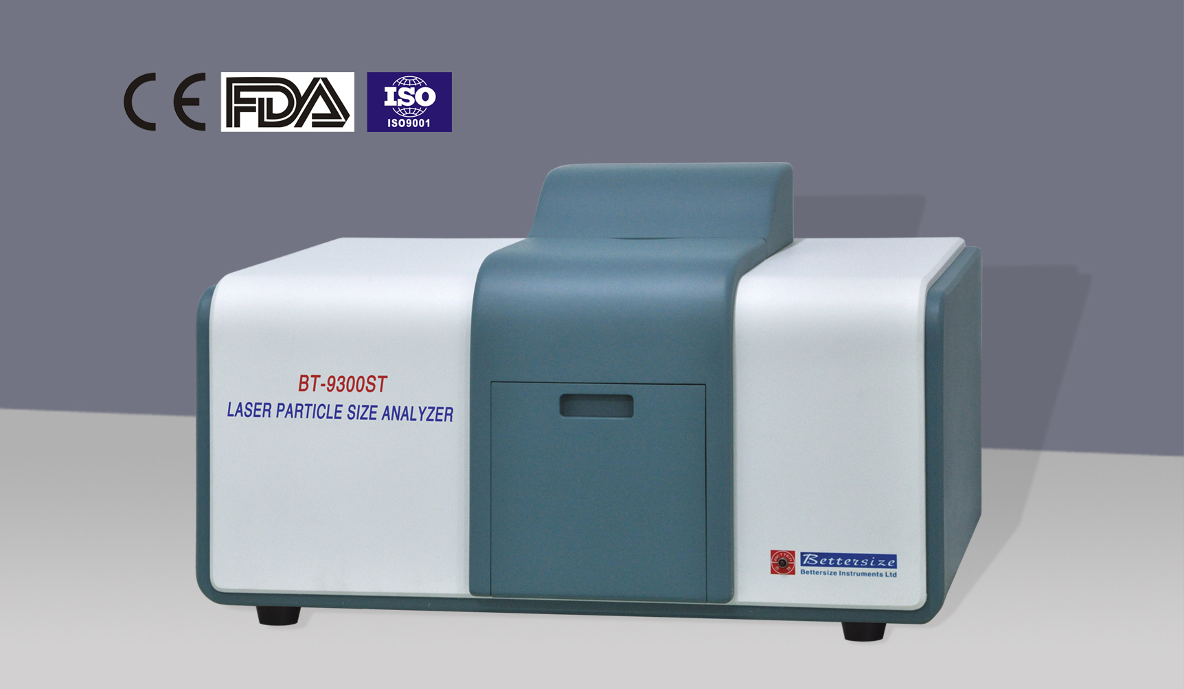 BT-9300ST Intelligent Laser Particle Size Analyzer