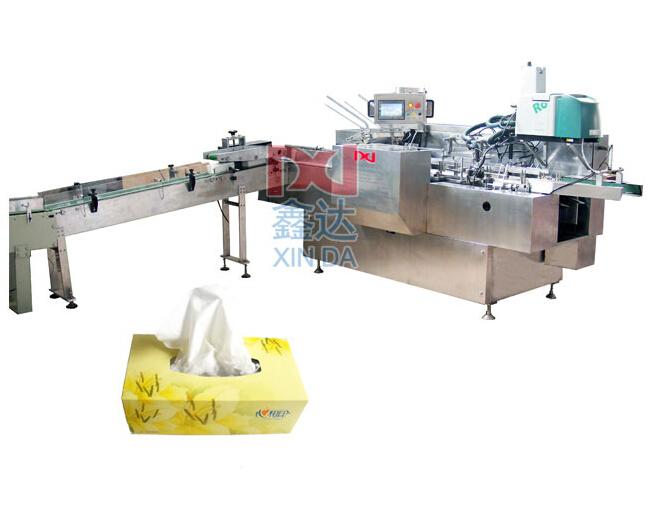CIL-FT-258 полноавтоматическая высокоскоростная упаковочная машина герметизации коробки