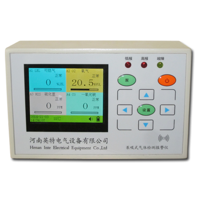 PG610-P Multi Gas Detector