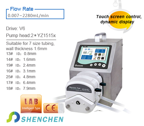 Flow Rate Pump V6
