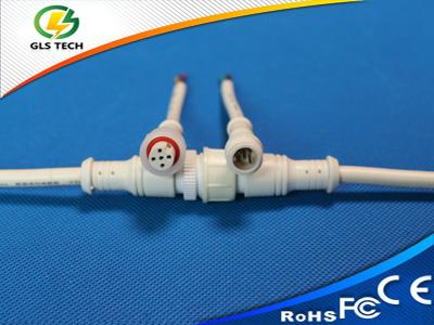 M17 5P PVC Connector
