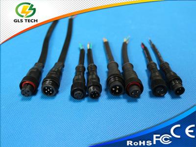 M17 2P PVC Connector