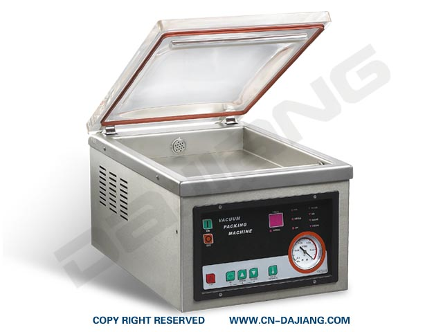 DZ-260/PD Table Top Vacuum Packaging Machine
