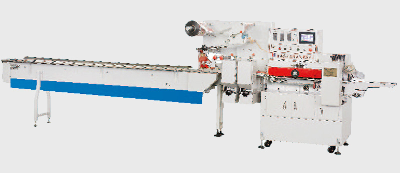 FFA-S 3 side sealing packing machine
