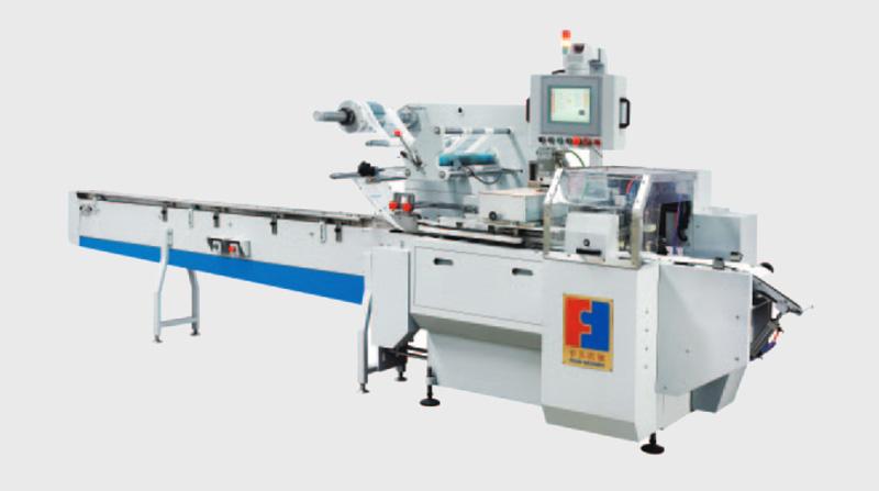 FFA-M Up film feeding Box Motion Packing Machine