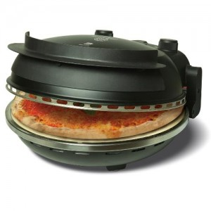 Electric Pizza Maker Cooking in Minutes