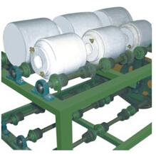 Multi-jar ball milling machine