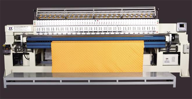 Computer Embroidery Quilting Machine