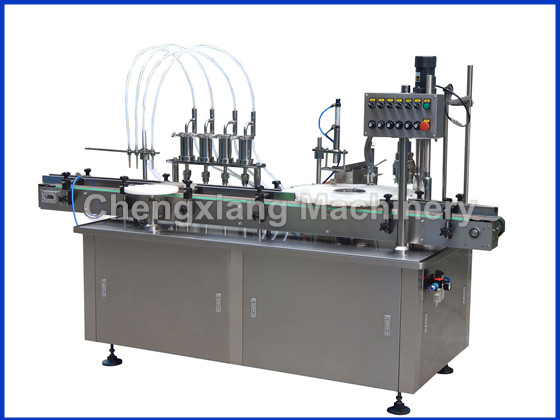CX-ZG Spindle Capping Machine