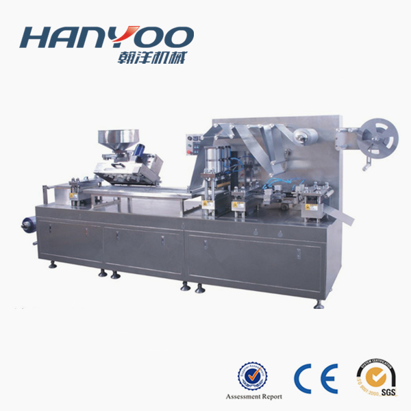 DPP-260E/350E Automatic ALU PVC Blister Packing Machine