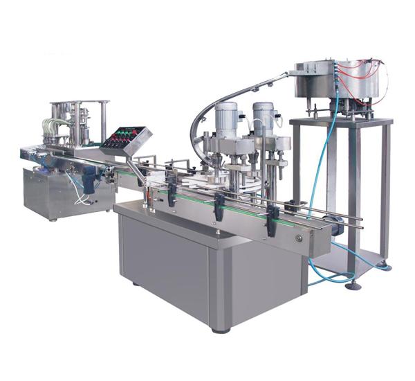MWFJ Automatic plunger type cream filling machine