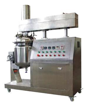 Homogenizer mixer