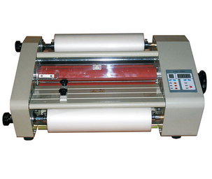 thermal hot and cold laminator lamination machine FM-360