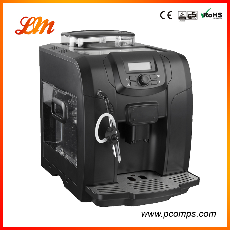 Fully automatic coffee machine with keyboard operation ME-715