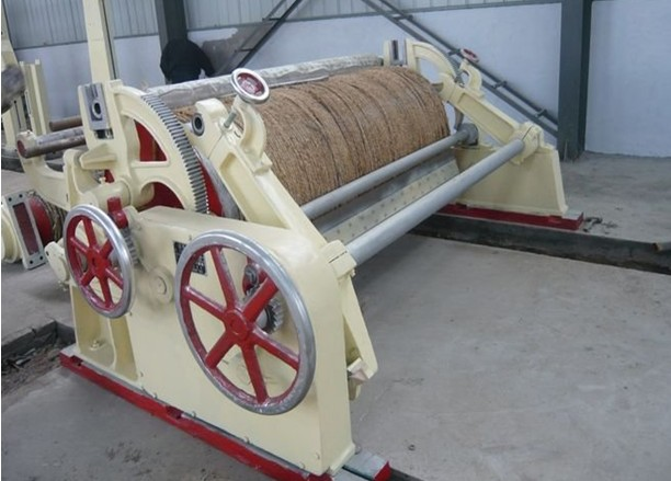 Winding Machine of Paper Machine