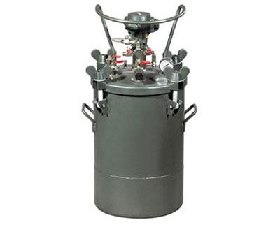 high volume pressure tank