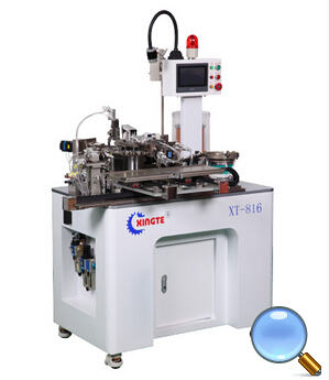 XT-816 Fully Automatic CD Chip Inductor Coil Winding Machine