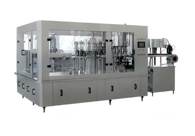 DGF Carbonated Beverage Filling Machine