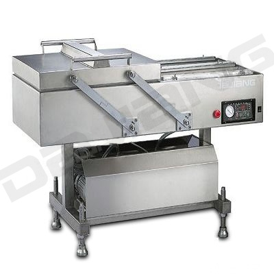 DZ-600-4S DOUBLE CHAMBER VACUUM PACKAGING MACHINE