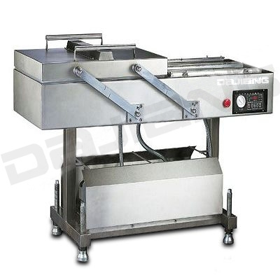 DZ-600-4SB DOUBLE CHAMBER VACUUM PACKAGING MACHINE
