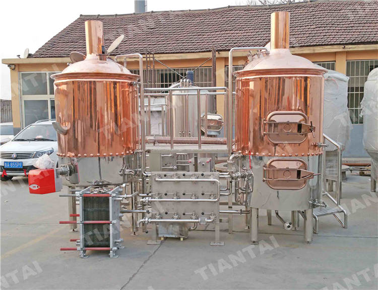 5 bbl Bar Micro Brewing system