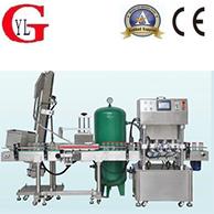 Vacuum capping machine