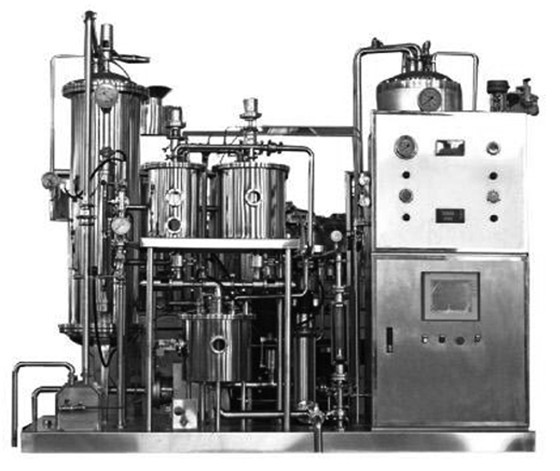 GAS MIXING MACHINE