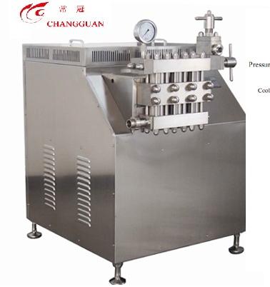 GJB3000-25 25Mpa Chinese supplier homogenizer pump
