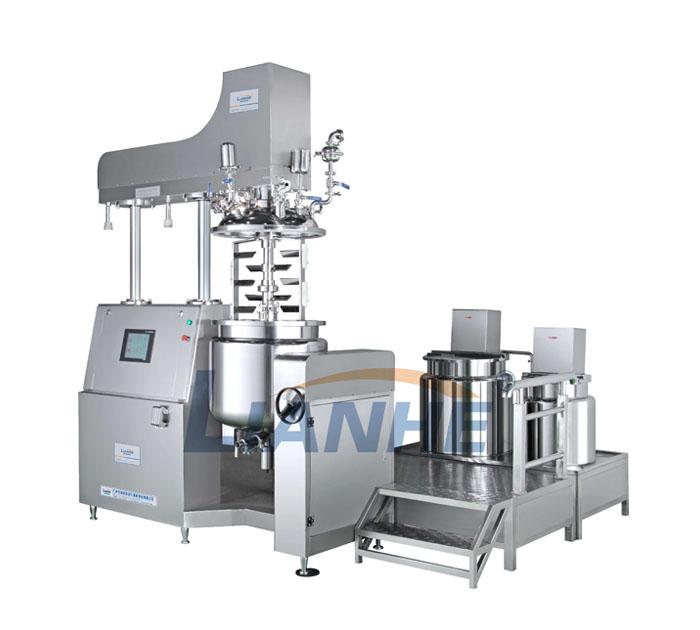 VME Vacuum Emulsifying Machine-VME Vacuum Emulsifying Machine