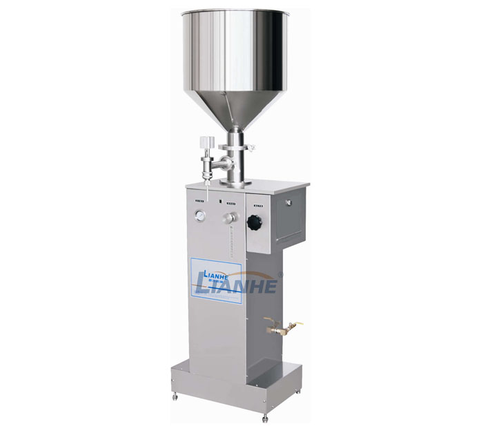 Semi Automatic Filling Machine-LH-GF-S Pneumatic