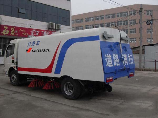 Dongfeng Duolika Sweeper Truck