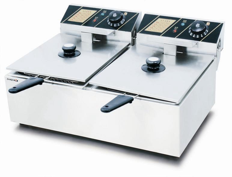 GRT-E20B commercial electric chicken fryer
