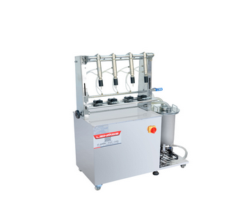 LM-SG-A 4-head semi-automatic perfume filling machine