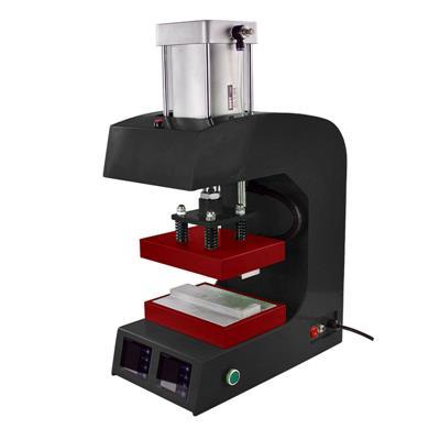 FJXB5-R high pressure both heating plates rosin presses    B5-R