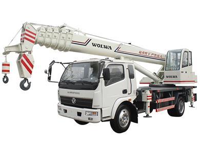 12 тонный автокран типа GNQY-C12