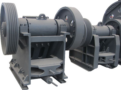 PE 500X750 JAW CRUSHER