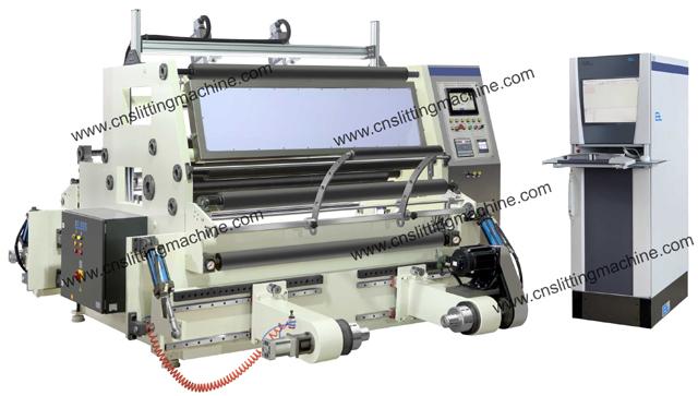 ZTM-H Series Servo Drive Film Defect Inspection Machine