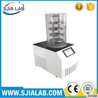 SJIA-10N Electric heating laboratory freeze dryer